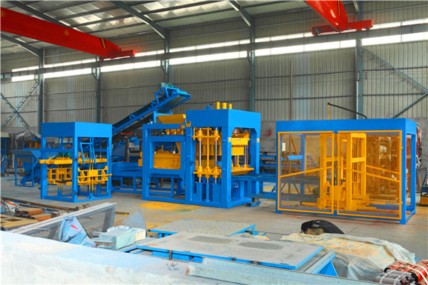 QT5-15 Big Sell in Algeria Hourdi Production