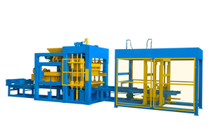 China Best Seller Inteligient Concrete Hollow Block Making Machine Production Line Manufacturer