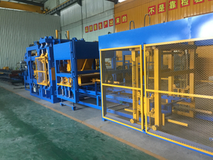 Concrete Cement Products Block Making Machine Manufacturer