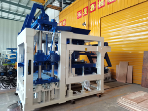 Inteligent China Quanzhou QT10-15 Cement Hollow Block Machine Manufacturer Euro Type Manufacturer