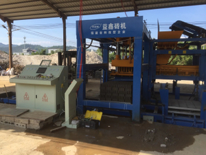 Fully Automatic Board Free Green Hollow Block Making Machine in Sale